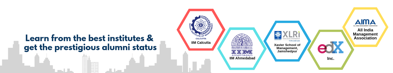 Top Executive Development Programmes from IIM & XLRI in India